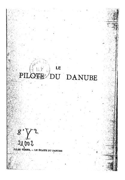 File:Verne - Le Pilote du Danube, Hetzel, 1920.djvu