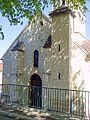 Vernouillet (78), église Saint-Étienne, façade occidentale 2.jpg
