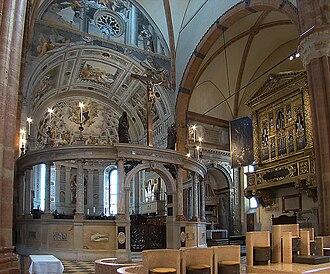 Verona Cathedral - Main Chapel