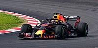 Verstappen Red Bull RB14 Testing Barcelona.jpg