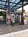 Vichy - Place Charles de Gaulle, kioque à journaux.jpg