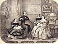 Victor Frond (gravado por Sébastien Auguste Sisson) - Família Imperial do Brasil, 1860.jpg