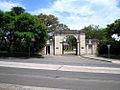 Victoria Barracks Oxford Street gate.jpg