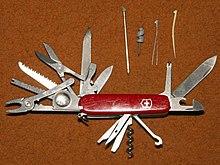Folding Knife Wiktionary