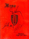 Vietnam MENU COVER -signed by John Kerry, John McCain and General Wesley Clark - 1968 Saigon Enlisted Open Mess 1968 Menu-Saigon-Kerry Clark McCain 1.8 MB 2.jpg