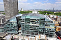 View from Westminster Cathedral 2011 Cardinal Place.jpg