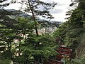 View from sando of Taikodani Inari Shrine 3.jpg