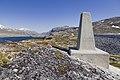 View north near the dam of Osvatnet, Sunndal, 2013 June.jpg