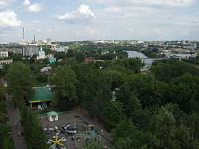 View of Oryol city.JPG