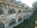View of cell block at former Stara Gradiska Prison.jpg