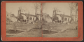 View of downed trees and collapsed houses, by William Allderige & Son.png