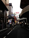 View on south side of Chikushi Entrance of Hakata Station.jpg