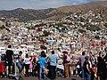 View over Guanajuato from El Pipila Monument - Guanajuato - Mexico - 02 (38238195905).jpg