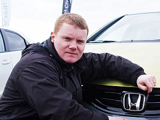 Viktor Shaytar Russian racecar driver