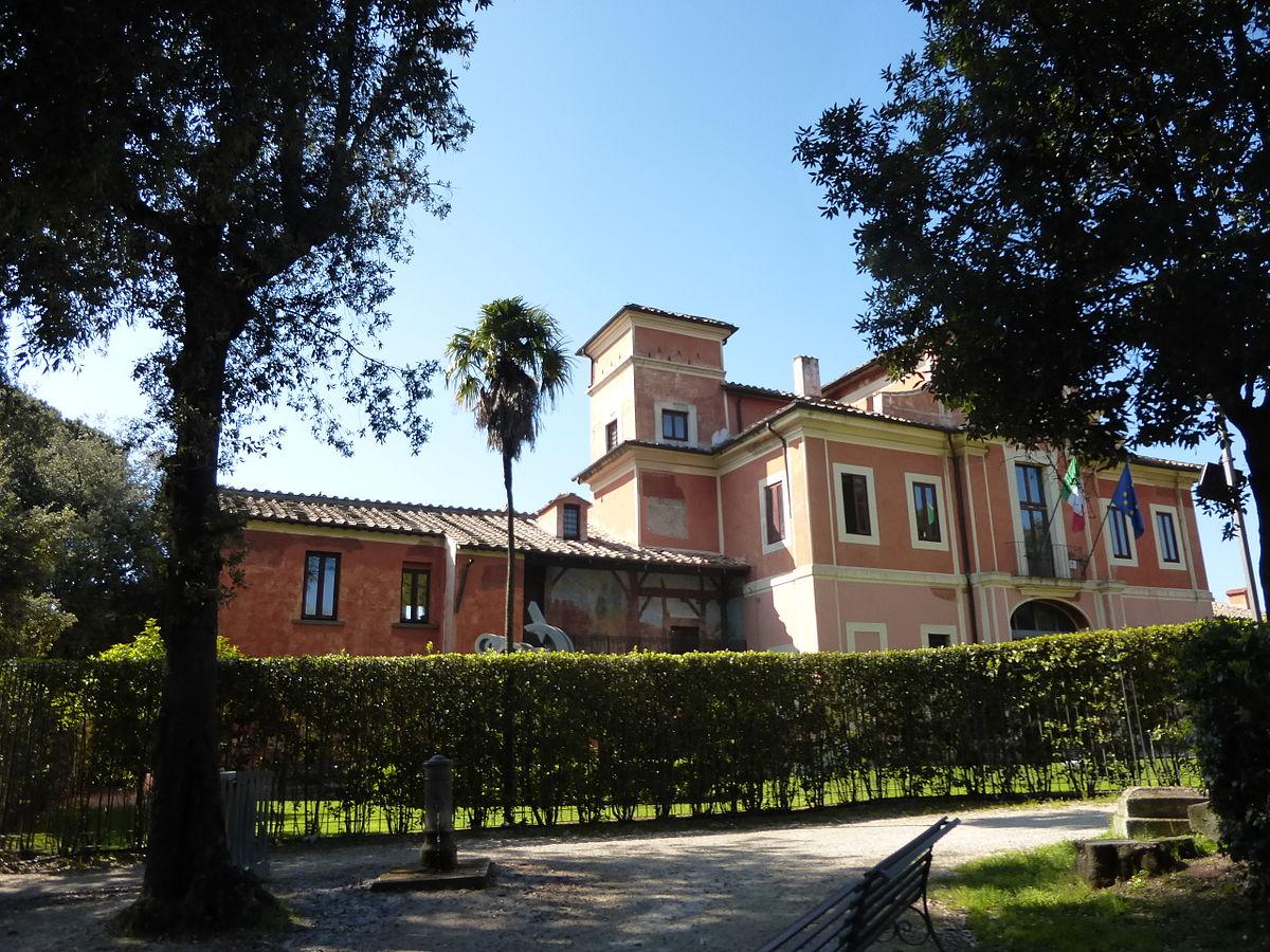 Villa Carpegna Roma