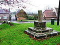 Village Green and Cross, Upper Broughton - geograph.org.uk - 102609.jpg