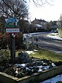 Village sign, Folksworth - geograph.org.uk - 1162706.jpg