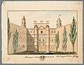 Vilnia, Universyteckaja, Abservatoryja. Вільня, Унівэрсытэцкая, Абсэрваторыя (M. Januševič, 1835).jpg