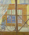 Vincent van Gogh - View of a butcher's shop - Google Art Project.jpg