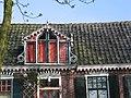 Vinkeveen, Baambrugse Zuwe, woonhuis, detail zuidgevel - img5653.jpg