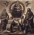 Virgen con el Niño en la Gloria y cuatro santos - Domenico Ghirlandaio.jpg