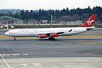 Virgin Atlantic Airbus A340-311 (G-VAEL-015) (15154072575).jpg