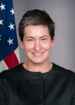 Assistant Secretary of State for Democracy, Human Rights, and Labor - Image: Virginia Bennett 2017