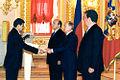 Vladimir Putin with Nazimullah Chowdhury.jpg