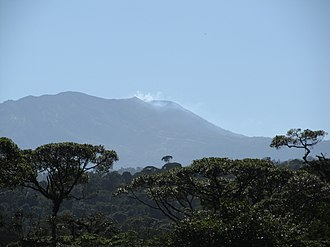 Talamancan montane forests - Forests around the Turrialba Volcano in Costa Rica