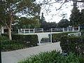 Volley ball field in Roxbury Memorial Park in Beverly Hills, California.JPG