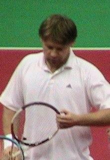 Vladimir Voltchkov Belarusian tennis player