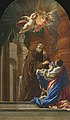 Vouet--St Francis of Paola resuscitating a child--1648--Quebec-- église-Saint-Henri-de-Lévis.jpg