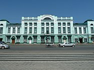 Omsk District Museum of Visual Arts