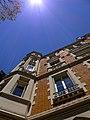 Vue Contre-plongée façade palais mimard saint-Etienne.jpg