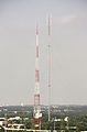 WBNS-TV and WBNS-FM transmission towers-2011 07 12 IMG 0867.JPG
