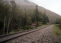WP&YR Denver Caboose cabin, Tongass National Forest (15263951185).jpg