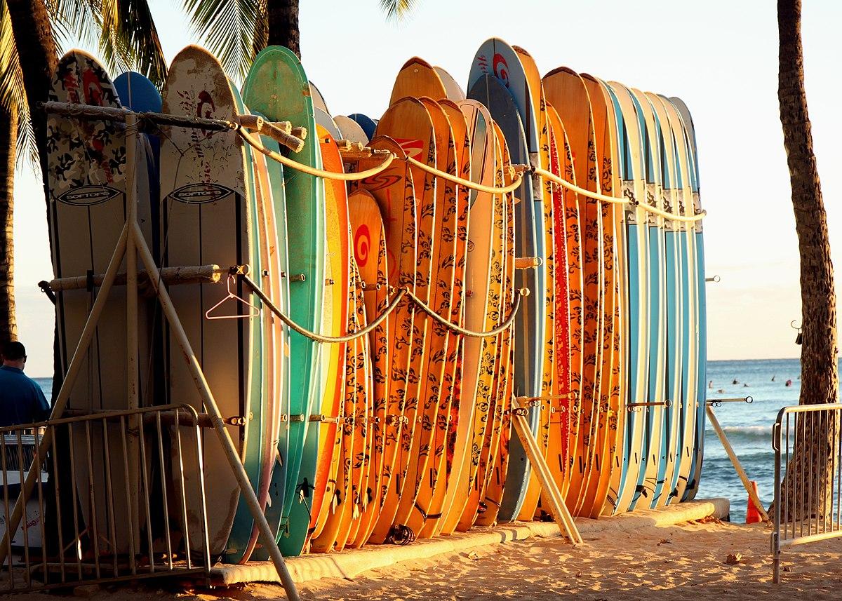 Tavola da surf wikipedia for Tavole moderne