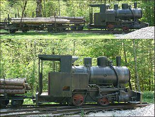 Tramway (industrial) type of industrial railway