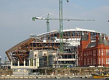 Wales Millennium Centre Wikipedia