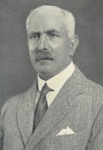Walter Dew - Dew c. 1920
