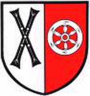 Großheubach - Image: Wappen Grossheubach
