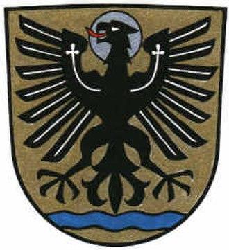 Sennfeld - Image: Wappen Sennfeld