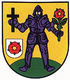 Coat of arms of Lucka