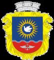 Wappen Myrnyj (Krim).png