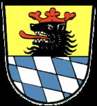 Das Wappen von Schrobenhausen
