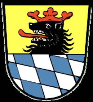Schrobenhausen - Image: Wappen Schrobenhausen