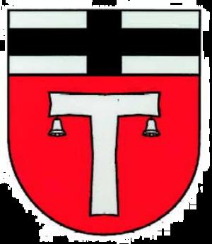 Sassen, Germany - Image: Wappen von Sassen