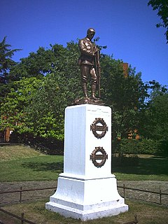 Streatham War Memorial war memorial in London