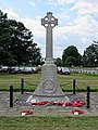 War memorial in Hatfield Heath village, Essex, England.jpg