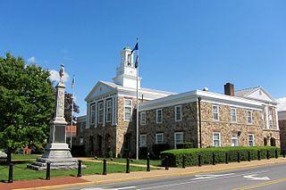 Warren County Courthouse (Virginia)